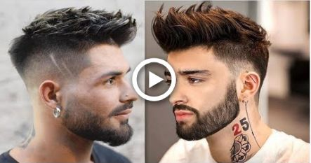 Best Hairstyles For Men 2019 | Beard With Hairstyles For Men 2019