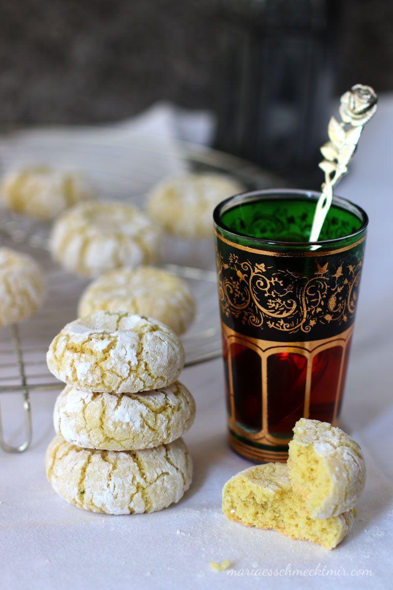 Galletas de almendras marroquíes – ¡María, me gusta!