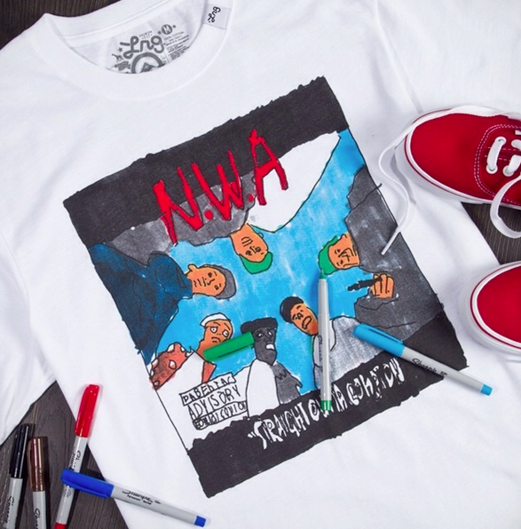 We Talked to the Nine Year Old Hip-Hop Illustrator Wunderkind Yung Lenox | NOISEY