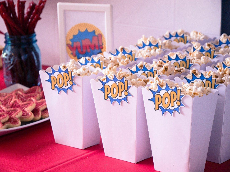 Superhero Birthday Party 2-10 | Ideas cumpleaños Superhéroes | Pinterest
