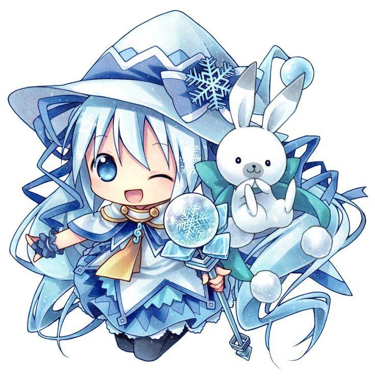 winter miku yuki desu Buscar con Google Anime, Ảnh
