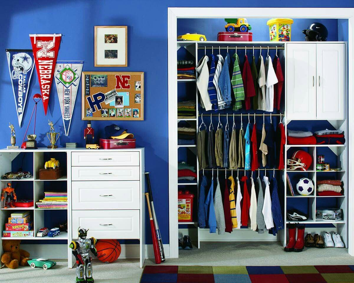 2019 year for lady- Bedroom boys wardrobes