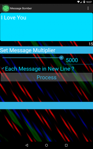 Message Bomber -send 5000+ sms Download Android APK | Aptoide