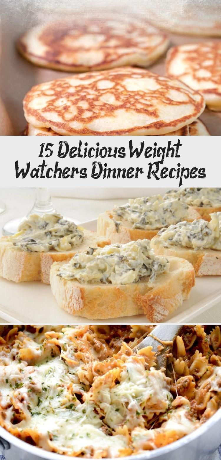 15 Delicious Weight Watchers Dinner Recipes! - Healthy  Meals - Weight watcher dinners - #Delicious #Dinner #dinners #Healthy #Meals #recipes #watcher #watchers #Weight #Weightwatcherdinners