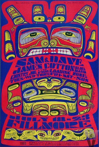Sam & Dave #posters