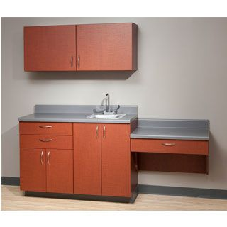 complete exam room cabinetry packages