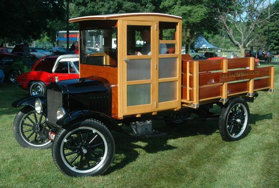 Car of the week 1920 ford model tt truck old cars weekly good car of the week 1920 ford model tt truck old cars weekly publicscrutiny Gallery