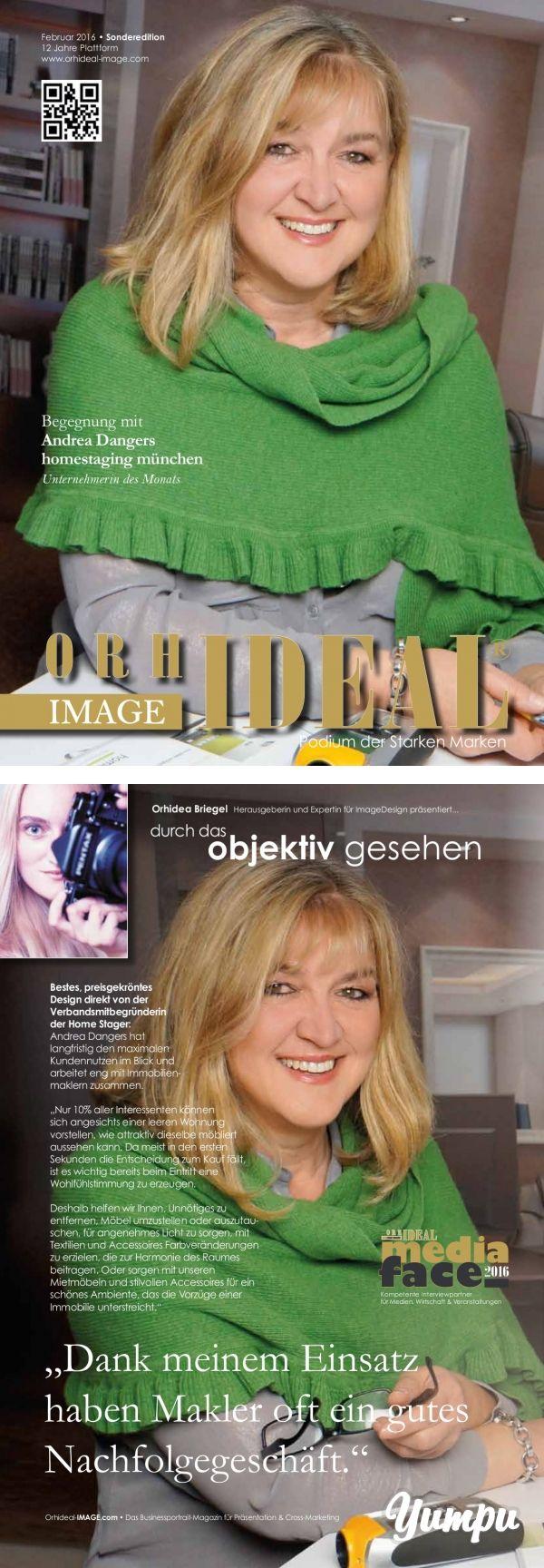 Wundervoll Homestaging München Ideen Von Orhideal Image Magazin - Januar 2016 -