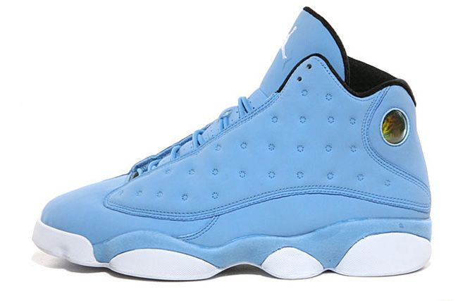 c084b442fbfb7f Air Jordan 13 - University Blue   Black - White