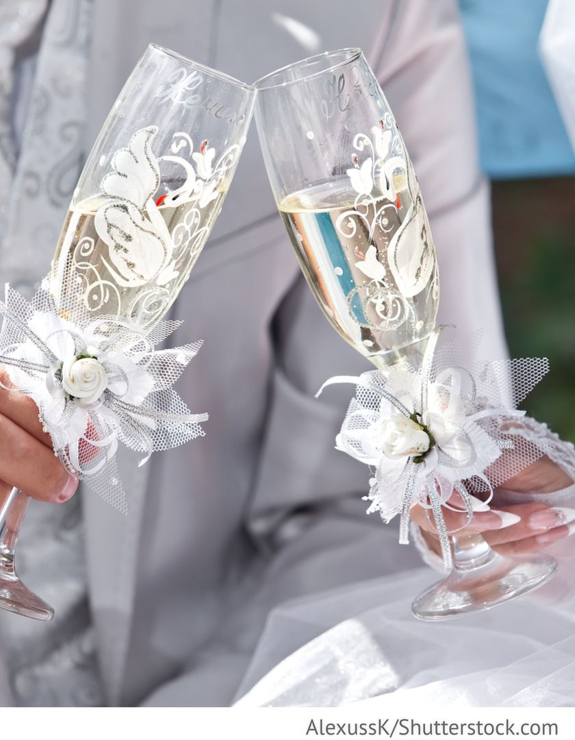 Deko Hochzeit Hochzeitsglaser Sektglaser Tischdeko Deco Geschenkidee