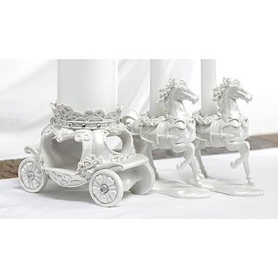 Once Upon A Time Candle Stands Wedding Unity Candles Ideas Ceremony