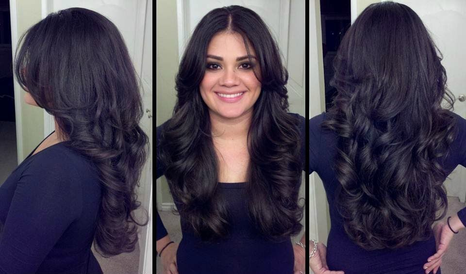 Hairportfoliosample Dressyourface Long Hair Pictures Short Hair Styles Easy Long Hair Styles