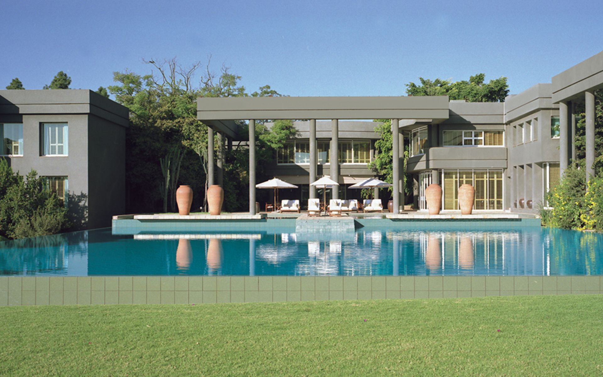 Saxon Boutique Hotel Johannesburg South Africa