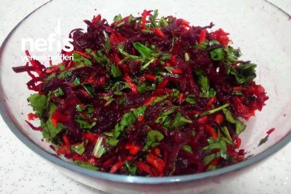 Pancar Salatası Tarifi Nasıl Yapılır Pancar Salatası Tarifi Nin Detaylı Anlatımı Ve Deneyenlerin Fotoğrafları Pancar Salatası Pancar Pancar Salatası Tarifleri