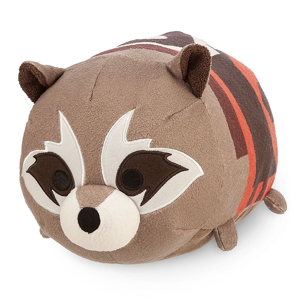 Marvel Tsum Tsum Small Guardian Of The Galaxy Rocket Raccoon