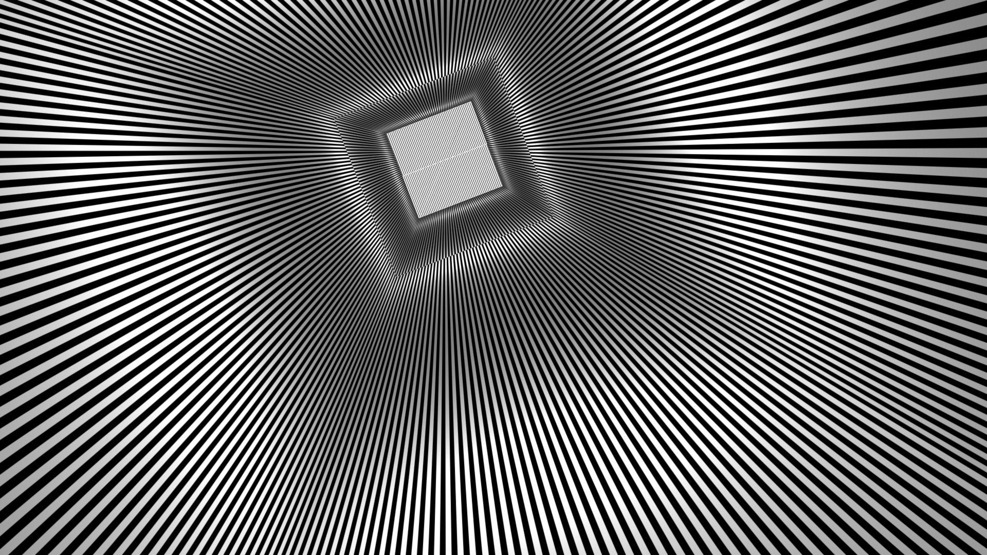 High Resolution 3d Illusion Wallpaper