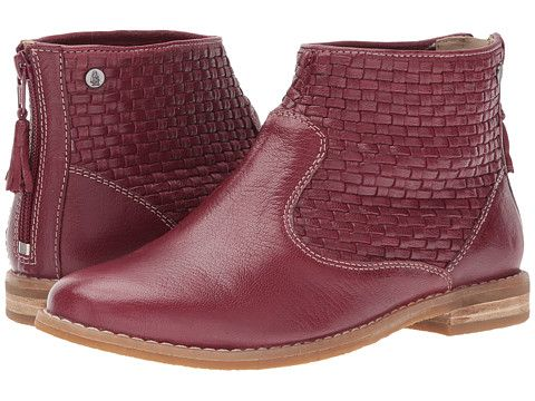Hush Puppies Adee Chardon Boots Womens Boots Ankle Pull On Boots
