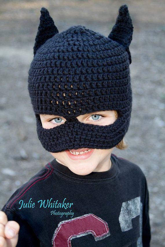 12ca1562ace9d This is a listing for The PATTERN ONLY for my crochet Batman Beanie  Includes directions for the hat with or without the mask and directions for sizing  all ...