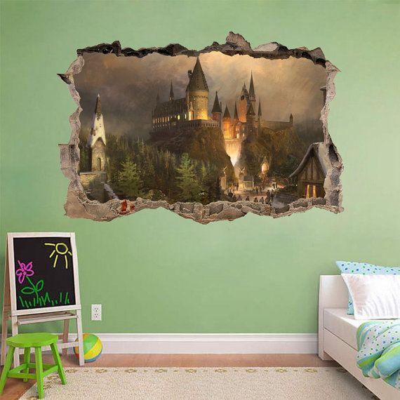 прекрасно обои гарри поттер на стену все стоит отметить