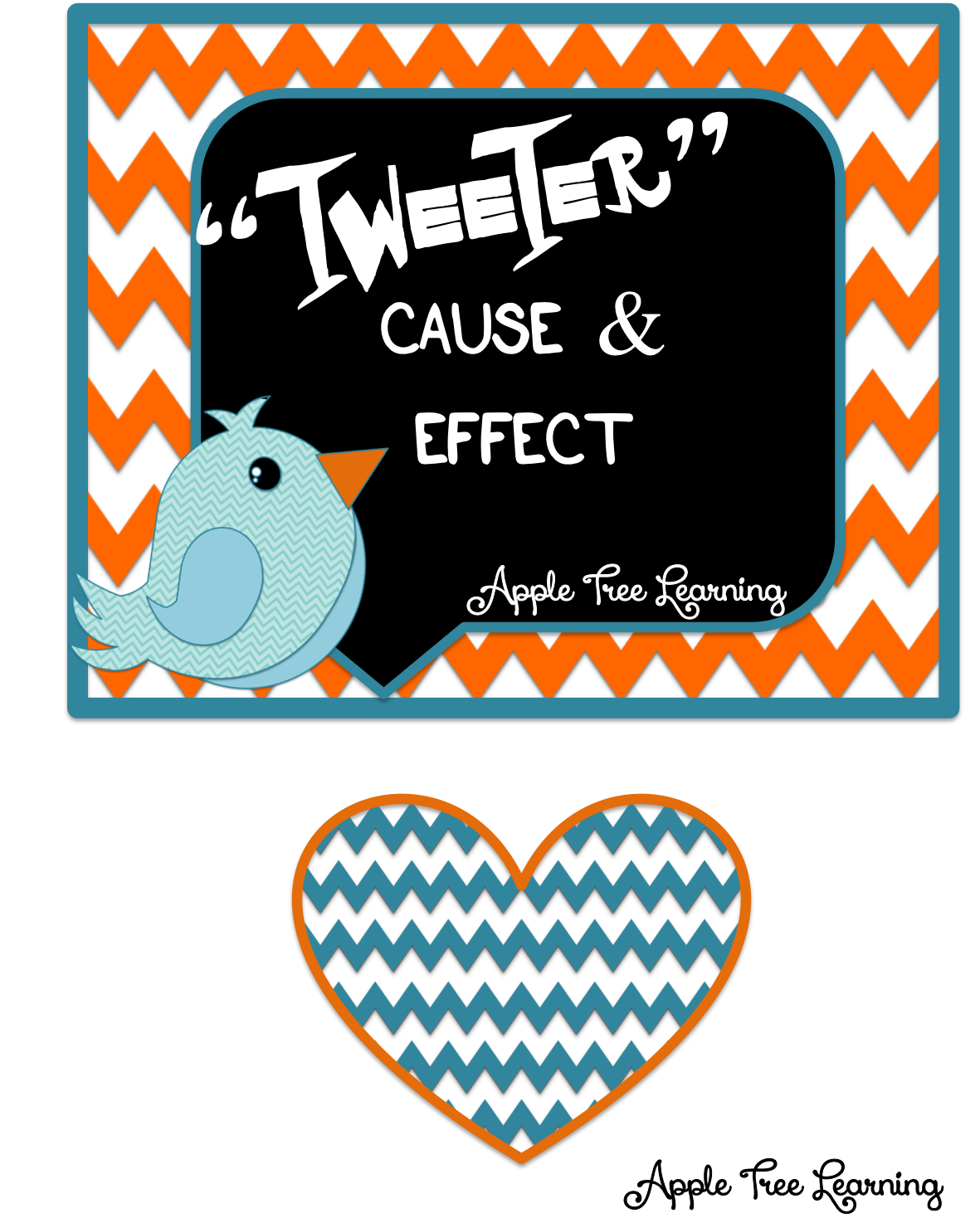 Cause Amp Effect Twitter Kit With Images
