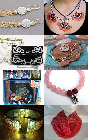 Beautiful Gifts for Her by Desert Dabbler on Etsy--Pinned with TreasuryPin.com