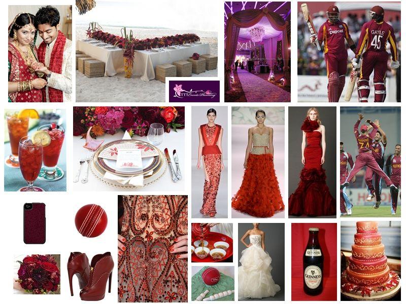 Cricket Inspired Weddings - West Indies Cricket Team <3 <3