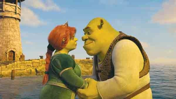 Fiona Shrek With Images Shrek Fiona Shrek Movie Couples