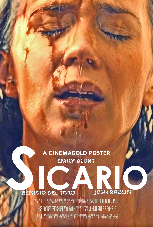 sicario movie poster i...