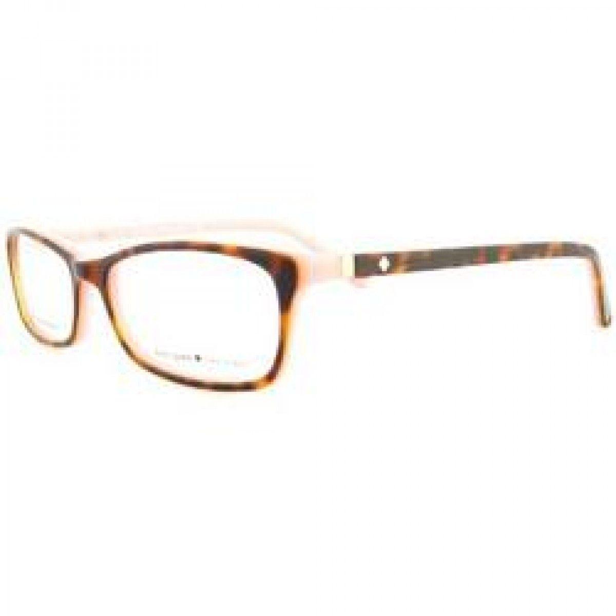 KATE SPADE Eyeglasses BLAKELY 0JMD Tortoise Gold 50MM   Women\'s ...