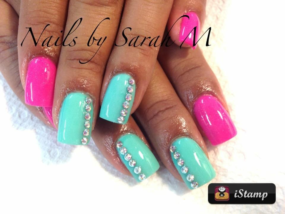 Acrylic nails Free Nail Technician Information http://www ...