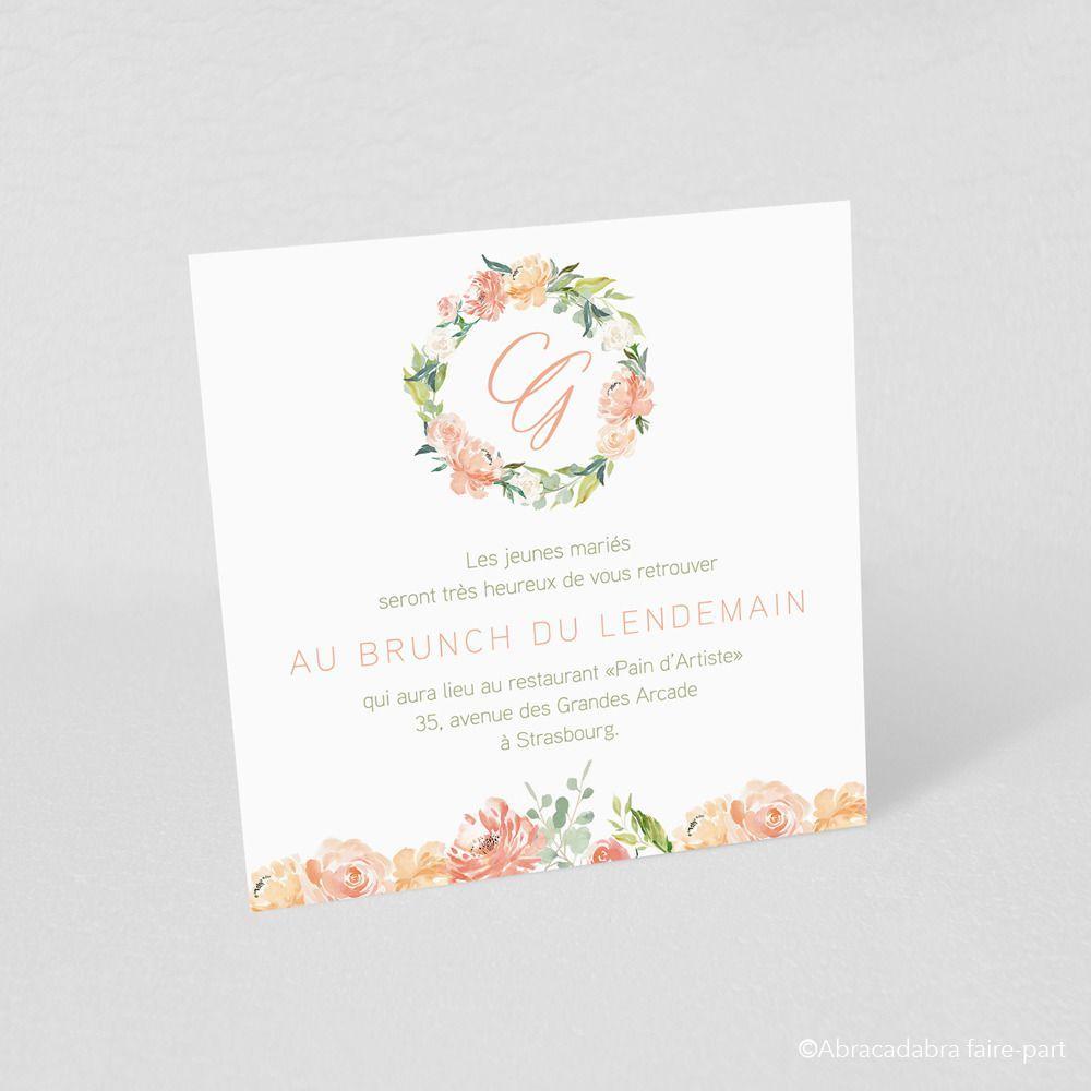 carte anniversaire carte d invitation mariage Carte Anniversaire