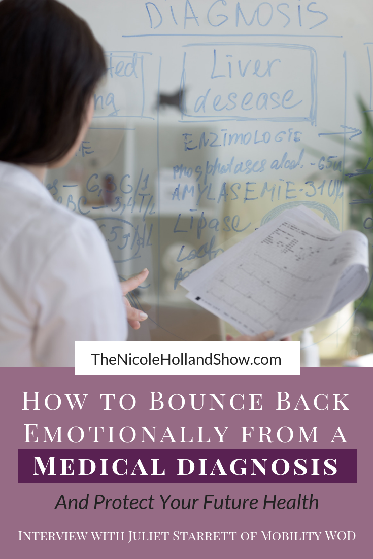 How to Bounce Back Emotionally From a Medical Diagnoses