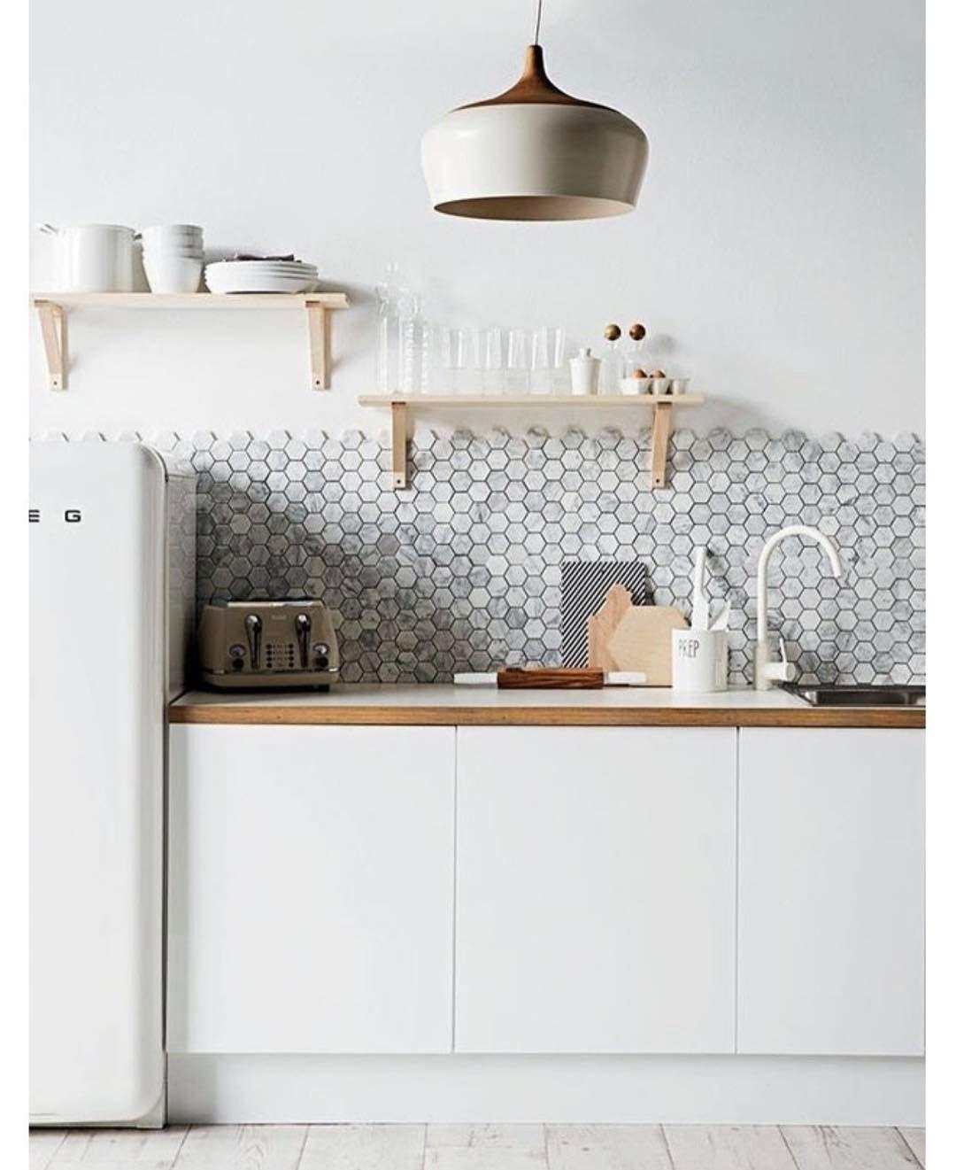 Porque o simples me atrai... E muito! #lardocedecor #decor #kitchen ...