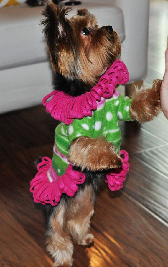 DOG CLOTHES Pattern, Small Dog Pattern, Dog Sewing Pattern, Dog ...