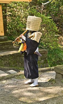 Komusō Wikipedia The Free Encyclopedia Ninja Japan Buddhist Monk Japan Culture Art