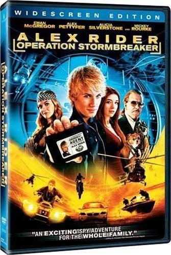Alex Rider Stormbreaker Full Movie Free