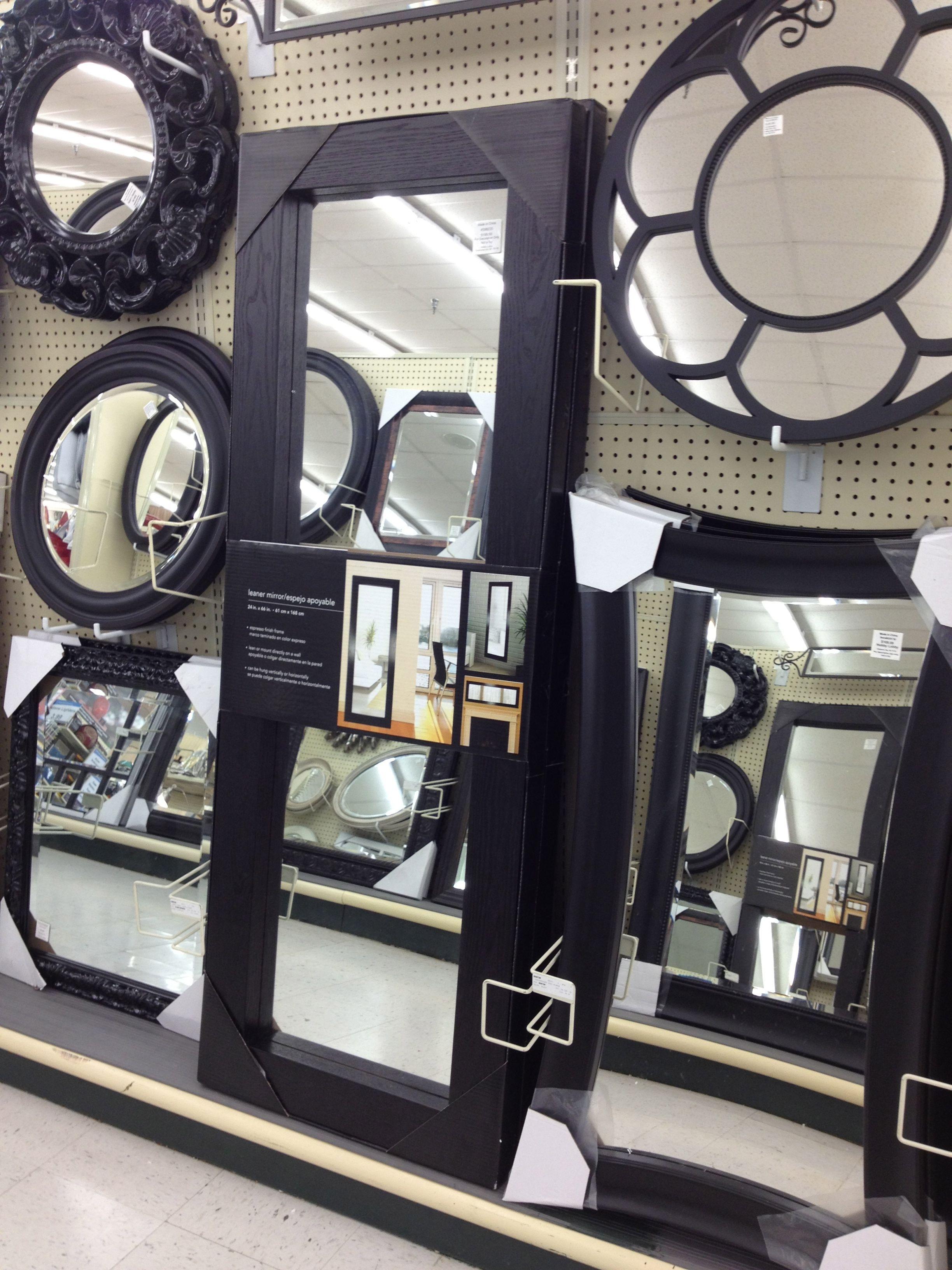 Full Length Leaning Mirror From Hobby Lobby Family Room Inspiration Mirror Decor Mirror