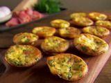 Low Carb Mini Frittatas Recipe