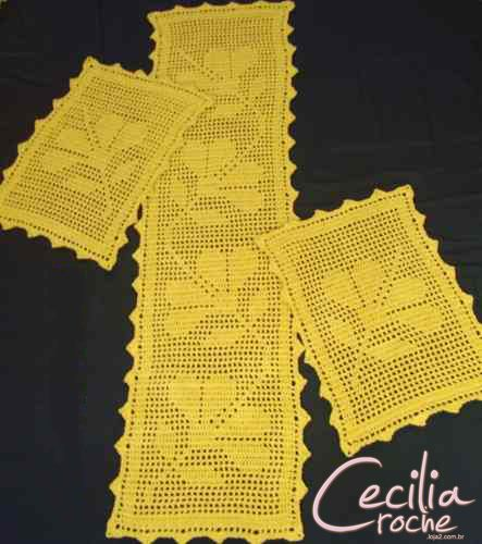 Blog de ceciliacroche :cecilia croche, jogo de passadeira ...