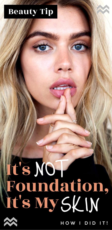 Natural Radiant Prom Makeup Tutorial: How I Got Natural Radiant Skin