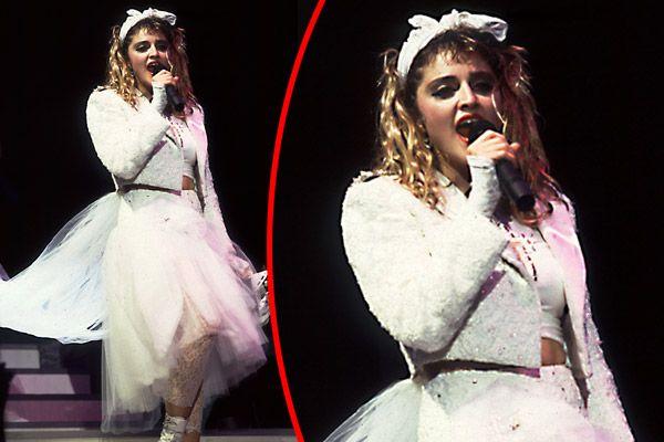 Madonna Wedding Dress Like A Virgin Madonna Like A Virgin Madonna 80s Fashion Madonna