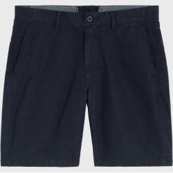 Photo of Gant Baumwoll-Leinen Shorts (Blau) GantGant