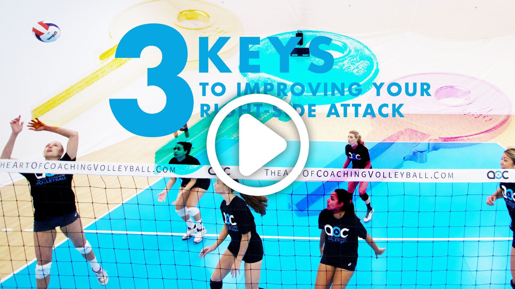 Watch U S Olympian Karsta Lowe Share Three Tips You Can Use To Help Improve Your Right Side S Hitting Percentage Coaching Volleyball Volleyball Drills Improve