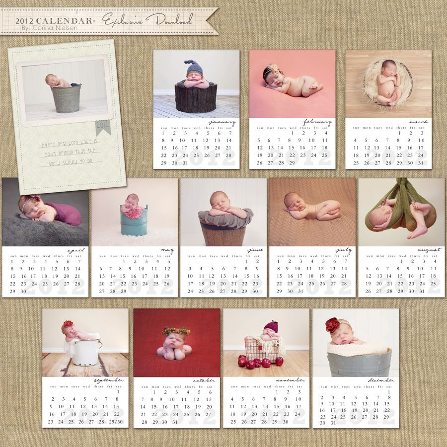 New Products My First Exclusive Free Download Baby Calendar Calendar Baby Inspiration