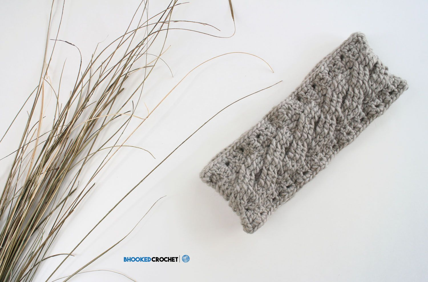 Easy Cable Crochet Headband | Pinterest