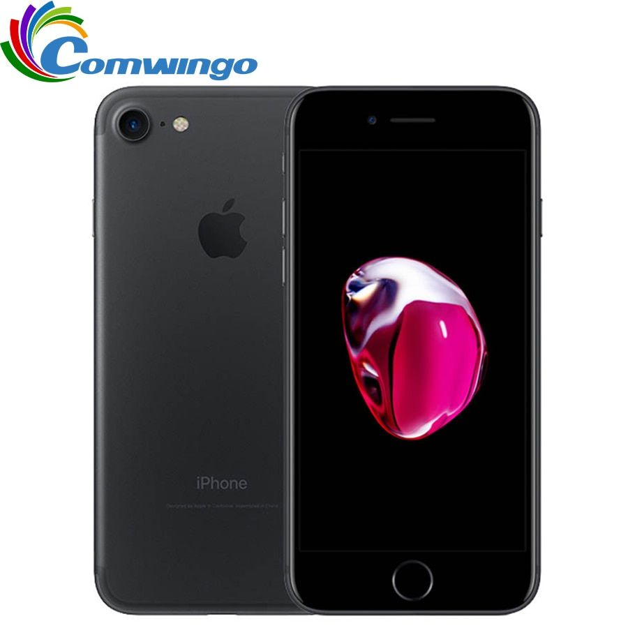 Unlocked Apple Iphone 7 32 128gb 256gb Ios 10 12 0mp 4g Camera
