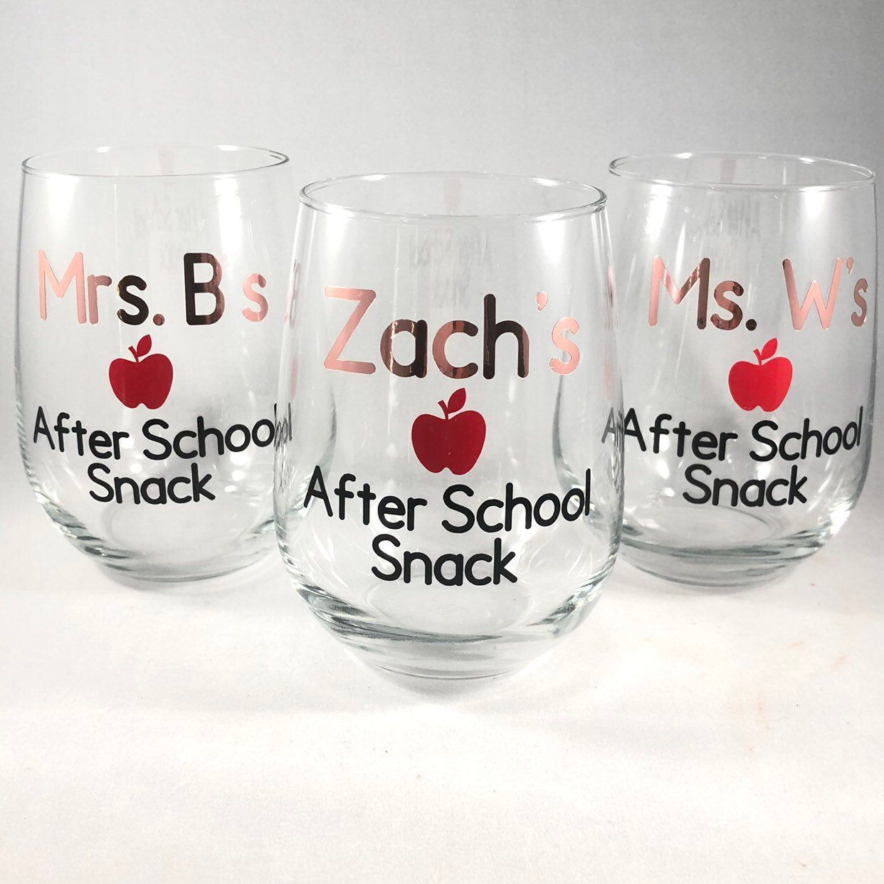 End Of School Year Teacher Gift Gift Ideas For Teacher Back To Etsy Personalized Teacher Gifts Teacher Birthday Gifts Back To School Gifts