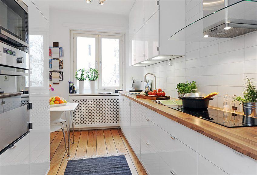 decoracion de cocinas pequeñas - Buscar con Google