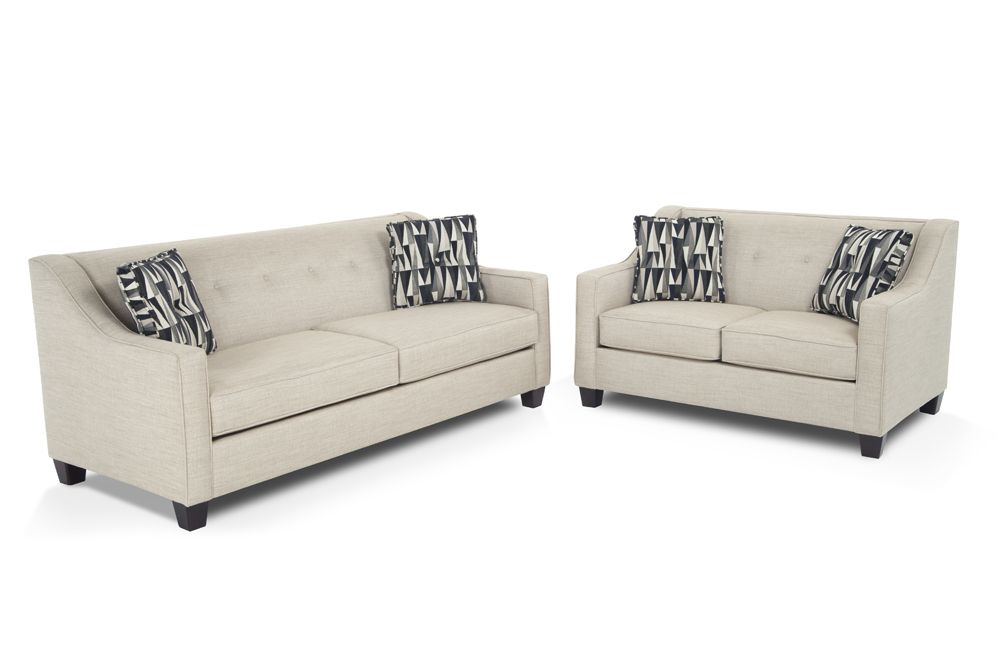 Colby Sofa & Chaise | Living Room Sets | Living Room | Bob\'s ...