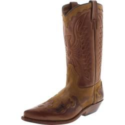 Photo of Primeboots 670 Espanol Whiskey Cowboy Boots – brown PrimebootsPrimeboots